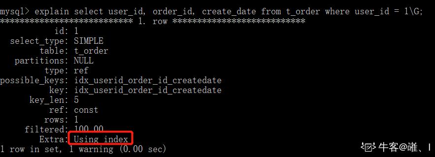 extra-using-index