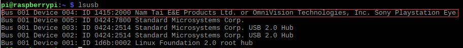 树莓派USB摄像头实现网络监控(MJPG-Streamer)