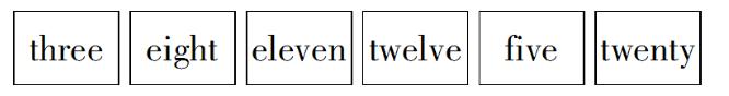 把下面的六个图形分为两类,使每一类图形都有各自的共同特征或规律,分类正确的一项是: